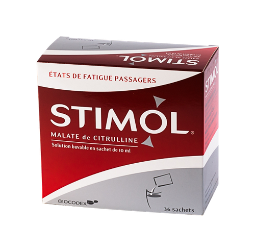Image STIMOL SOLUTION BUVABLE 36 SACHETS 10ML